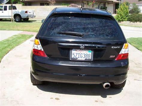 purchase   honda civic  hatchback  door