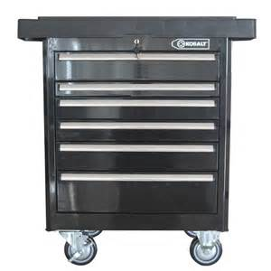 shop kobalt 35 7 in x 27 in 6 drawer ball bearing steel