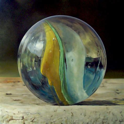 marbles jars  glass exquisite oil paintings  sally