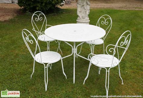 table metal jardin bricolage maison  decoration