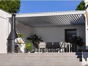 Pergola Murale Alu : pergola alu wallis outdoor contact profils systemes ~ Edinachiropracticcenter.com Idées de Décoration