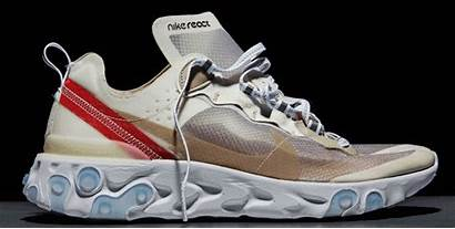 Nike React Shoes Square Running