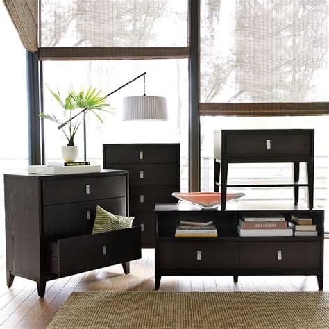 West Elm Niche Nightstand by Niche 4 Drawer Dresser Chocolate West Elm