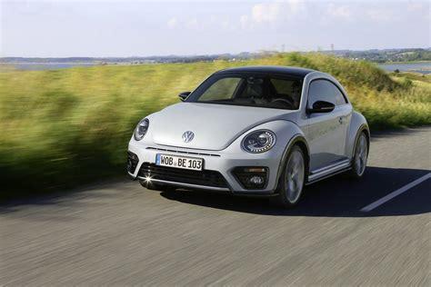 volkswagen new beetle 2017 volkswagen beetle detailed in new photos and videos