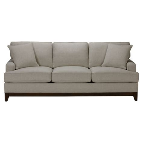 ethan allen sofa bennett slipcovered sofa sofas loveseats