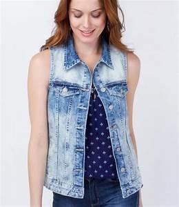 Colete Jeans Modelos dicas para usar DIY e 140 looks maravilhosos!