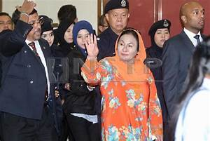 Rosmah Slapped With 17 Charges Including Tax Evasion ...
