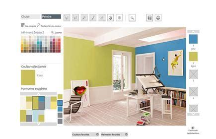 simulateur deco simulateur couleur pour choisir sa peinture simulateur zolpan intens 233 ment