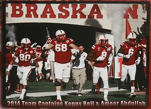 abdullah bell poster unsigned