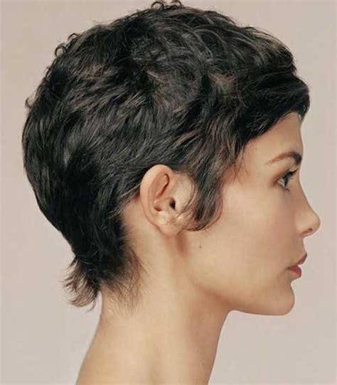 pixie cut hair style 15 curly pixie cuts hairstyles haircuts 2016 2017