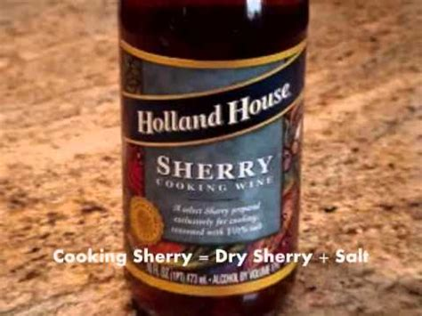 sherry cuisine cooking with sherry ingredient of the week