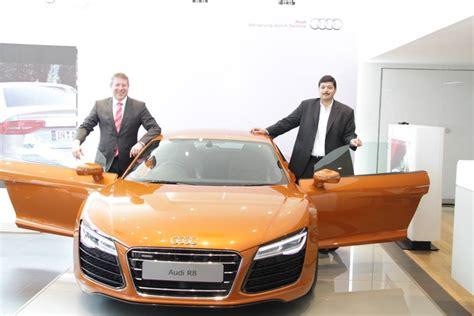 Audi Showroom In Visakhapatnam Opens Its Doors, 2nd
