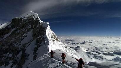 Everest Mount Summit Peak Climb Point