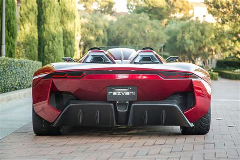 This gorgeous gt takes inspiration from some of the company's most influential designs and marks a return to timeless styling. Rezvani Beast Speedster - Car Body Design