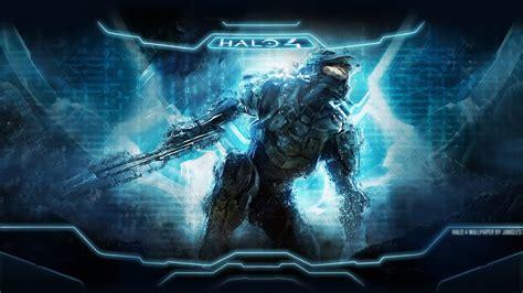 Halo 4 Chrome Themewallpaper Speedart Youtube