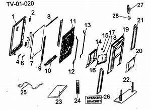Haier Plasma Television Parts