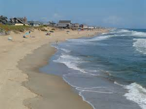 Outer Banks Kill Devil Hills NC Beach