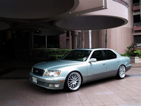 autoland lexus ls400 full coilover rims all pwr a c