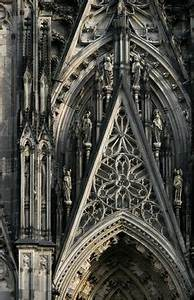 Gotische Fenster Konstruktion : artslant gerhard richter south transept window cologne ~ Lizthompson.info Haus und Dekorationen
