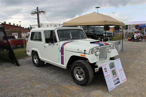 jeep commando hurst 1971 hurst jeep jeepster commando offroaders com
