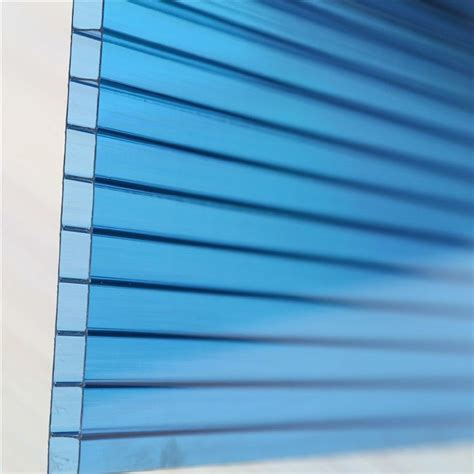 mm twin wall polycarbonate hollow sheet  sale