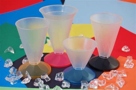 bicchieri gelato bicchieri per gelato in plastica traslucida