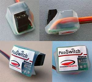 Picoswitch Radio Controlled Relay Switch