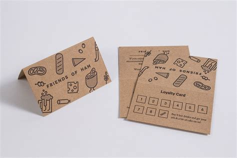 branding packaging  friends  ham  passport