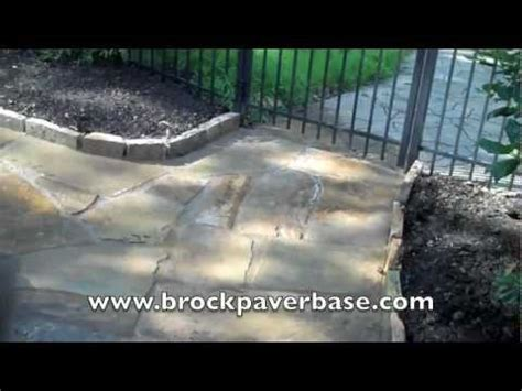 brock paverbase pro install how to save money and do it