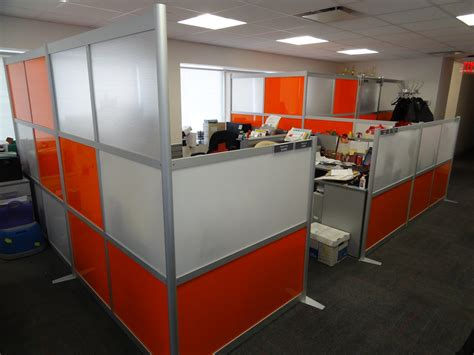 Office Space Dividers by One Office Dividers