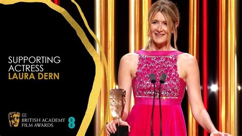 Laura Dern Wins Supporting Actress for Marriage Story | EE ...
