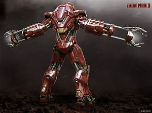 Iron Man 3 Concept Art by Josh Nizzi | Concept Art World