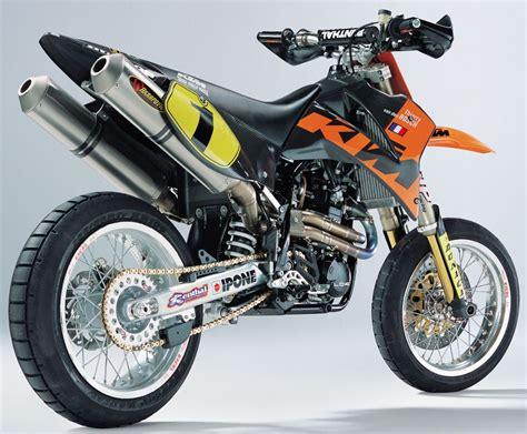 Ktm Supermoto Racebikes. I Need A Street Legal Version Of