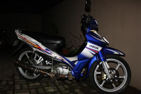 Modifikasi Jupiter Z 2005 by Ride Singkat Yamaha Jupiter Z 2005 M I B