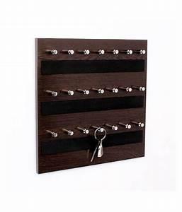 Regis Stainless Steel Key Holder Brown: Buy Regis