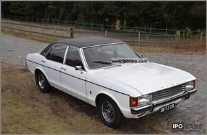 1973 Ford Granada Gxl 2600