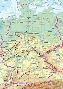 Deutschland Physische Karte : diercke weltatlas kartenansicht physische bersicht 978 3 14 100770 1 44 1 0 ~ Watch28wear.com Haus und Dekorationen