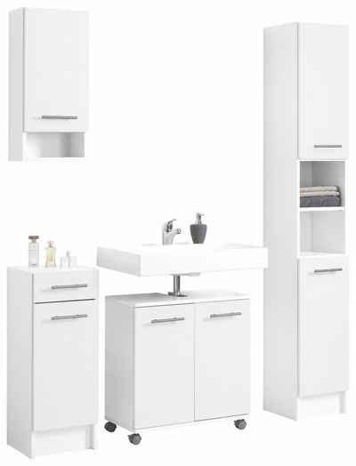Badezimmermöbel Weiss Günstig by Badschrank Kaufen Bestseller Shop F 252 R M 246 Bel Und