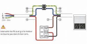 Branchement Volet électrique : branchement moteur volet roulant comment le brancher ~ Melissatoandfro.com Idées de Décoration