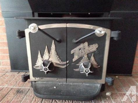 fisher fireplace insert great quality  condition