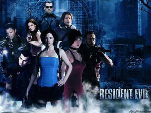 Resident Evil Movie Wallpapers (52 Wallpapers) – Adorable ...