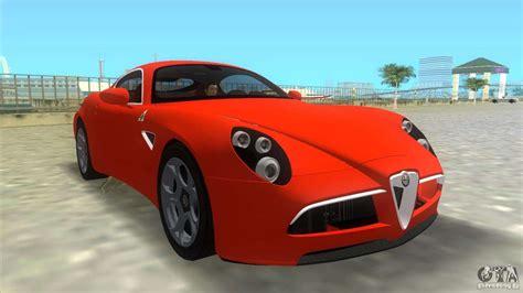 Alfa Romeo Bb by Alfa Romeo 8c Competizione For Gta Vice City
