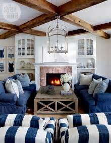 inspired home interiors house tour coastal style cottage style at home