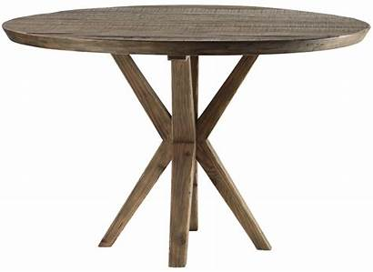 Round Dining Elm Mesa Wooden Tables Reclaimed