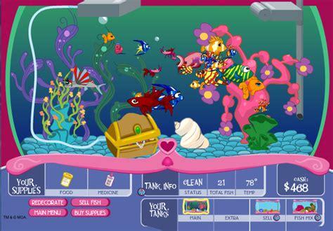 jeux de poisson aquarium bienvenue dans notre aquarium un jeu gratuit reproduisez des poissons de differentes
