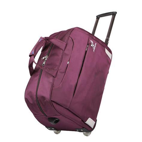 waterproof duffel bag with wheels trolley travel bag luggage rolling duffle bags Waterproof Duffel Bag With Wheels