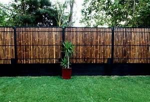 Idee Cloture Jardin : idee jardin cloture le sp cialiste de la d coration ~ Melissatoandfro.com Idées de Décoration