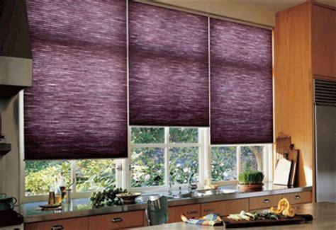 Kitchen Blinds Purple by Kitchen Curtains Smart Window Treatment Ideas