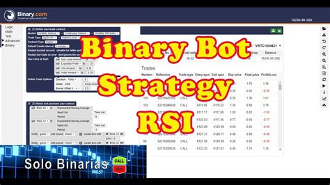 If you have other kinds of payment, contact us. Binary Bot Rsi Kb - Stoch rsi binary bot is a hugely powerful bot that is not usually used by ...