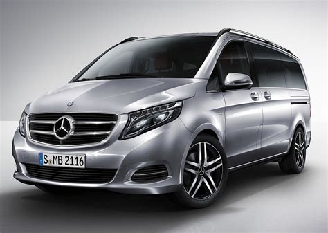 Mercedes V Class Photo by 2015 Mercedes V Class Edition 1 Gets Detailed Photo